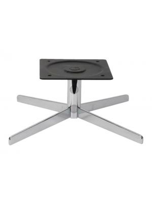 Berlin Chair Swivel Base Chrome