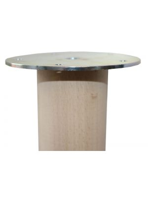 McCobb Coffee Table Legs with Specialist Table Fixing Plate
