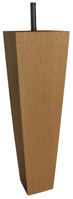 Madelyn Square Tapered Wooden Furniture Legs